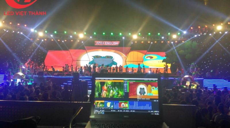 Màn Hình LED P2.5 Full HD