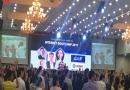 """Màn Hình LED cho thuê sự kiên """"Onet Bootcamp2017 """""""
