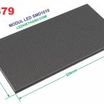 Modul LED P1.379 RGB